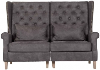 Jonas 2 Seater Fabric Sofa