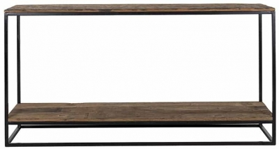 Raffles Recycled Wood Console Table