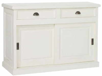 Milaan 2 Sliding Door 2 Drawer Sideboard