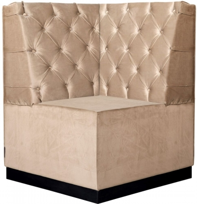 Blaire Corner Fabric Sofa