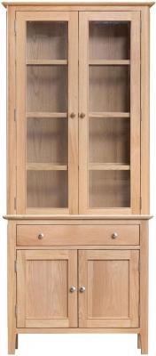 Appleby Oak 4 Door 1 Drawer Dresser