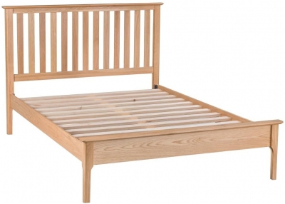 Appleby Oak Slatted Bed