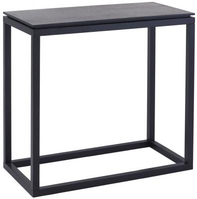 Islington Black Small Console Table