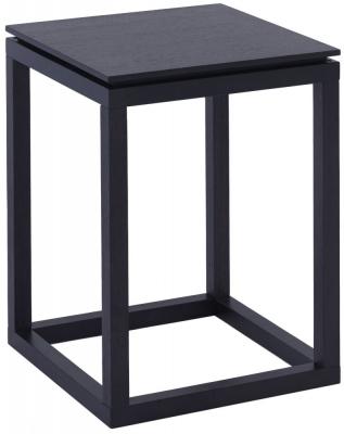Islington Black Small Side Table