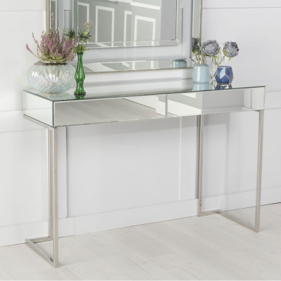 Urban Deco Fenwick Mirrored Dressing Table