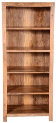 Urban Deco Dakota Light Mango Bookcase