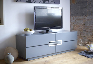 Rectangular TV Unit