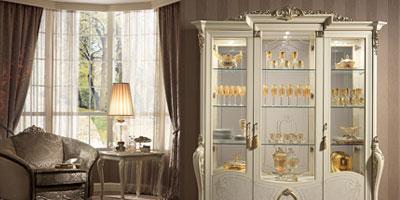 Italian Hall Cabinets