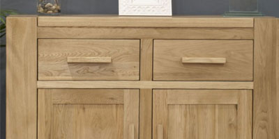 Oak Hall Cabinets