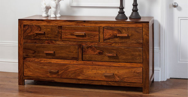 Indian Chest of Drawers