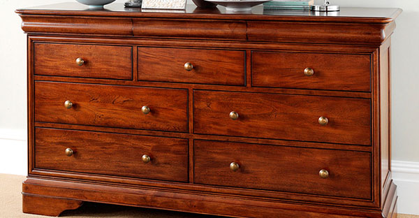 Mahogany Chest of Drawer
