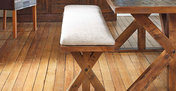 Pine Dining Benches