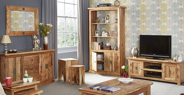 Indian Bookcases