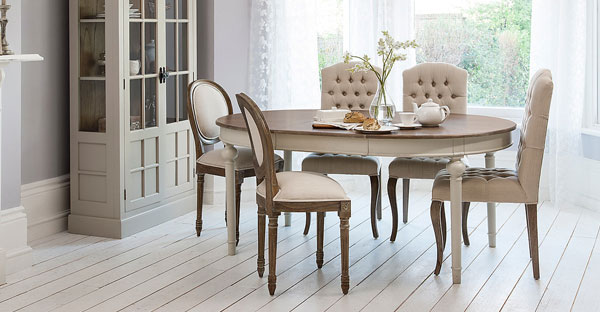 French Dining Room Furniture