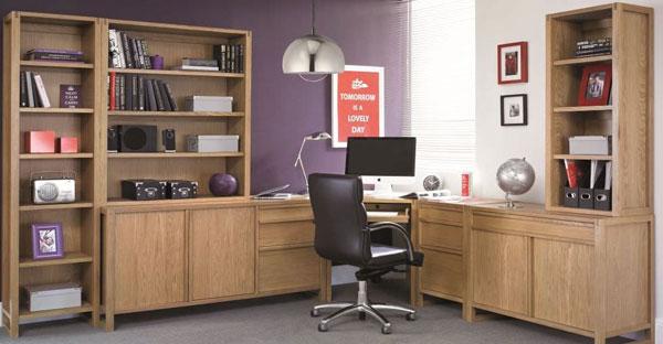 Oak Home Office Furniture