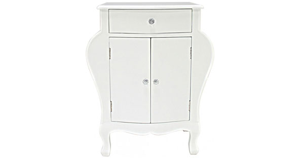White Hall Cabinets