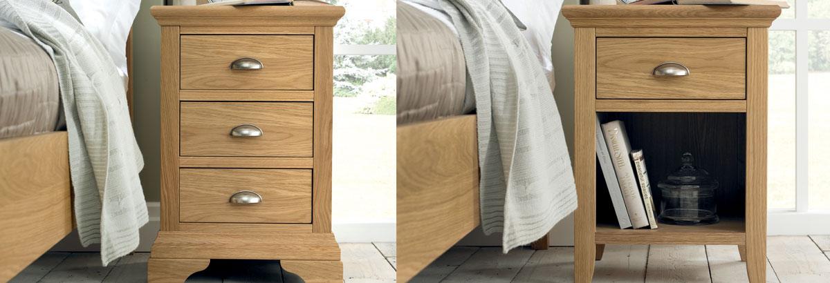 Bedside Tables, Stylish Bedside Cabinets For Sale UK