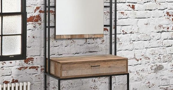 Industrial Dressing Tables