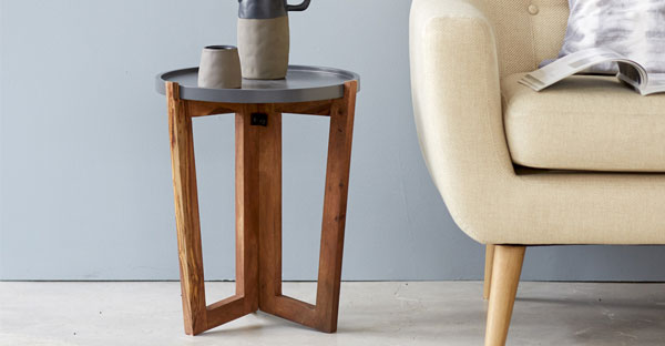 Indian End Tables