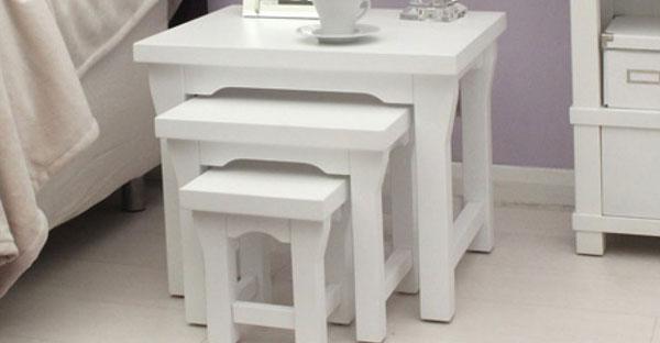 White Nest of Table