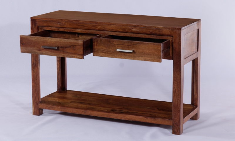 Java Acacia Console Table