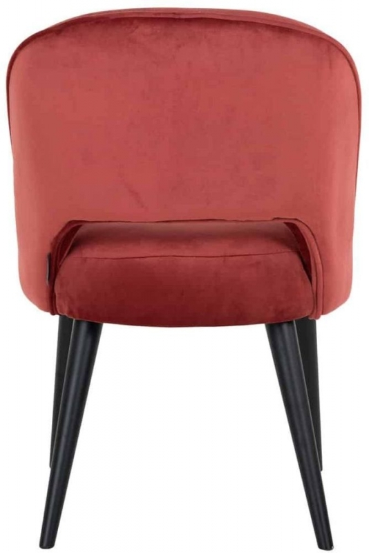 Barts Fabric Dining Chair (Pair)