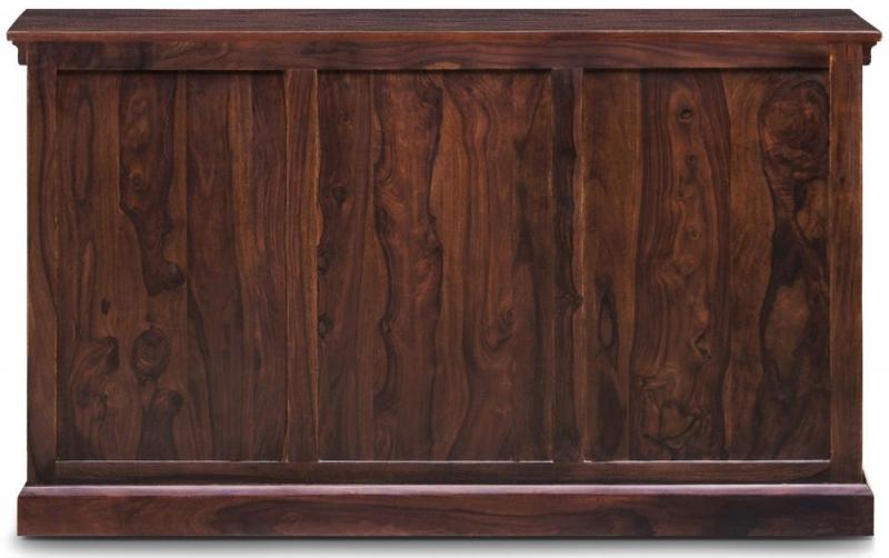 Iron Jali Sheesham Wide Sideboard