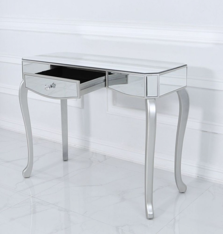 Selma Console Table - Mirrored