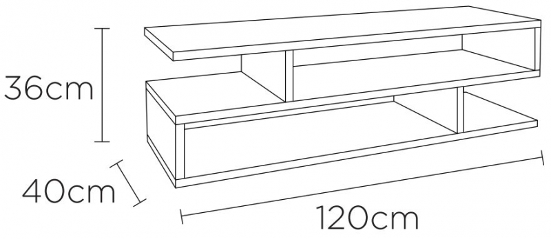 Content by Terence Conran Balance Coffee Table - Oak