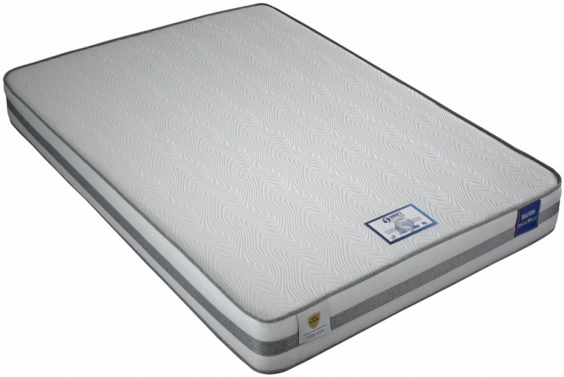 Swansea Blu Cool Memory 400 Foam Mattress