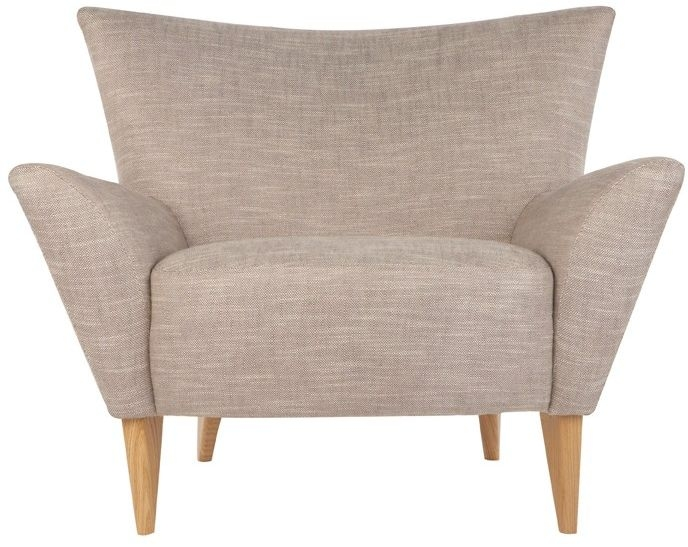 Content by Terence Conran Toros Fabric Armchair