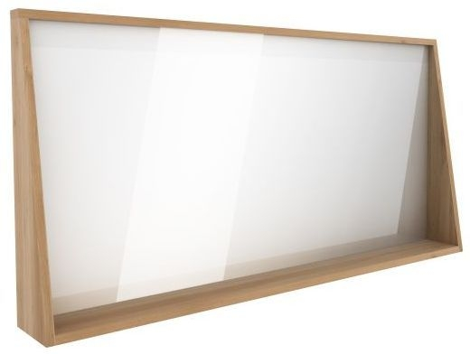 Ethnicraft Oak Qualitime Large Rectangular Mirror