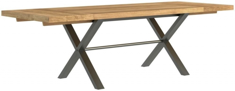 Florien Oak Small Dining Table