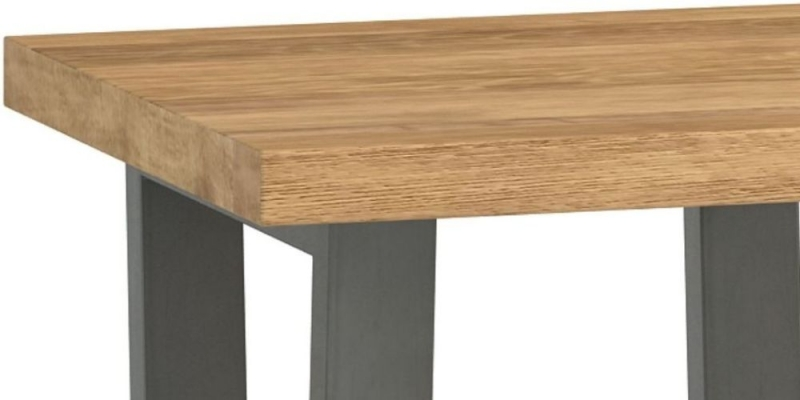 Florien Oak Lamp Table