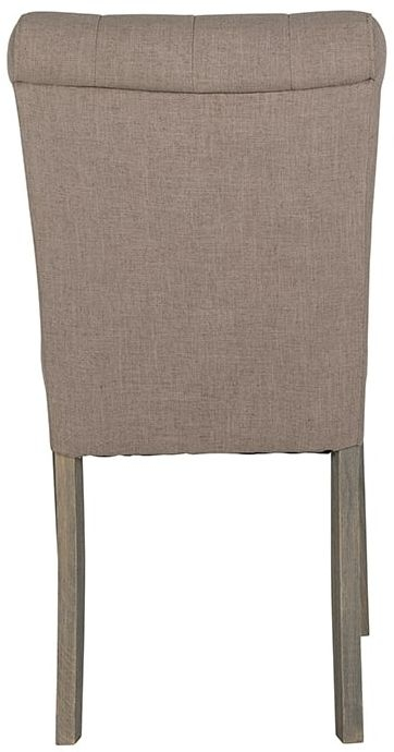 Tuscany Fabric Dining Chair (Pair)