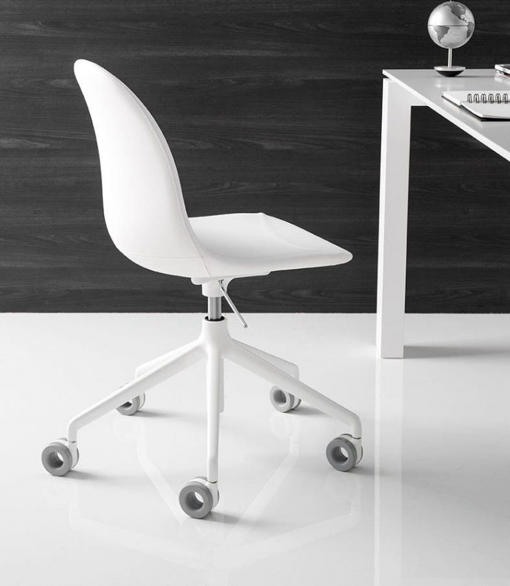 Connubia Academy Metal and Plastic Office Chair CB1695