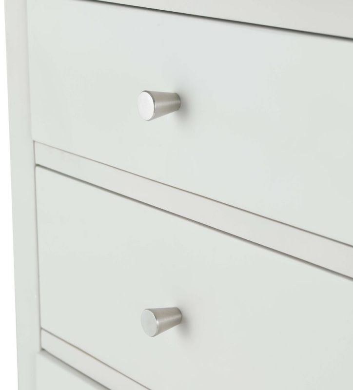 Stanford Grey Painted 4+3 Drawer Chest
