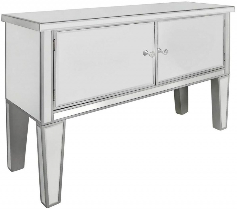 Paolo Mirrored Cabinet